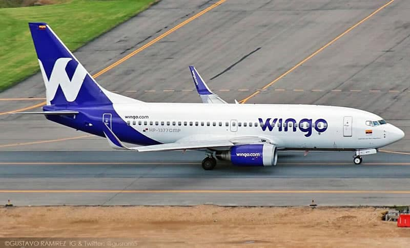 wingo airlines