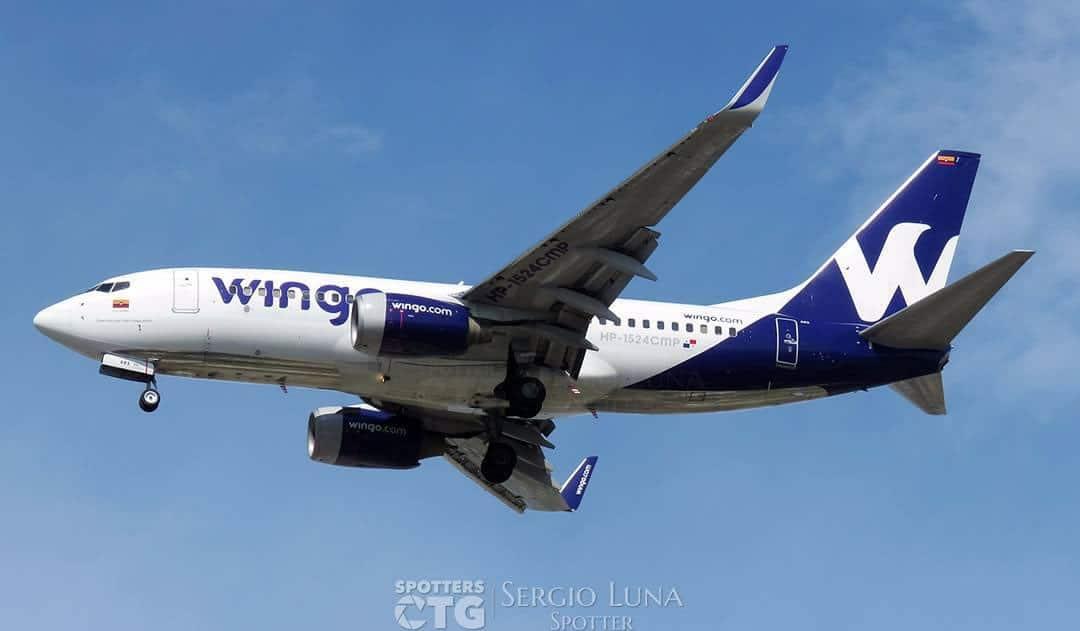 vuelos wingo