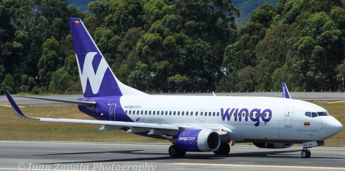nuevos aviones wingo