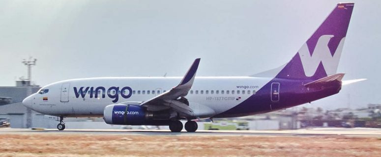 wingo colombia airlines tiquetes baratos