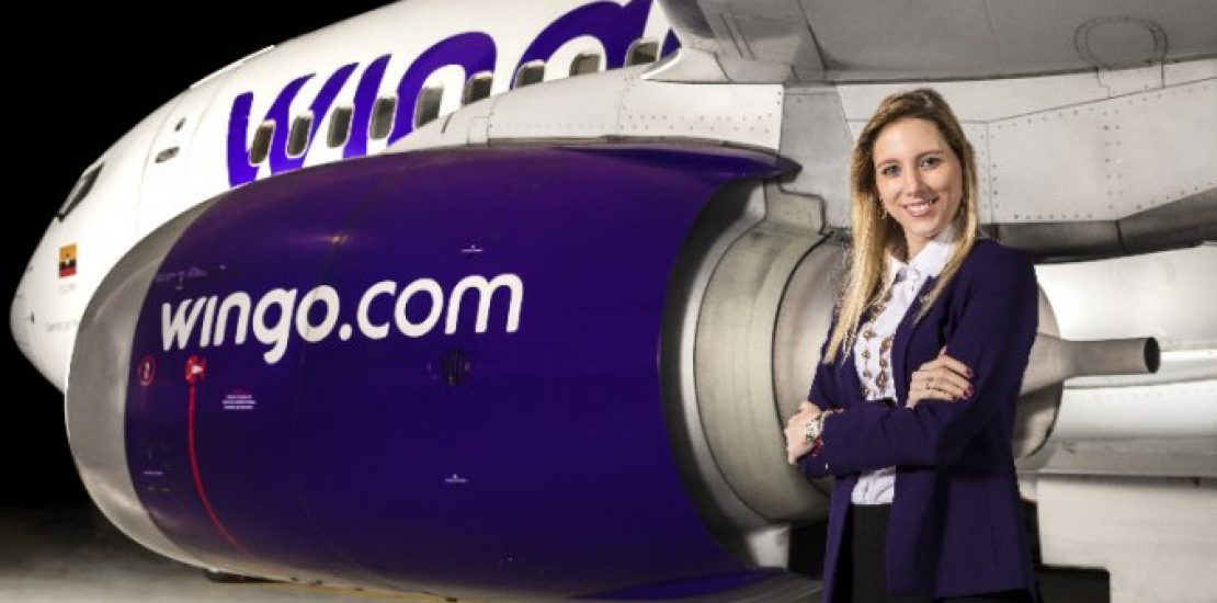 Carolina-Cortizo wingo airlines
