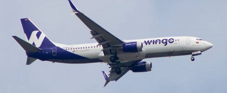wingo airlines colombia