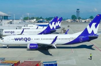 wingo airlines boieng 737 ng